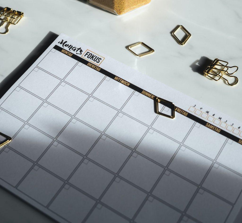 Kalender Wiedervorlage Dokumentenmanagement